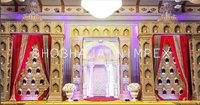 Indian Wedding Stage