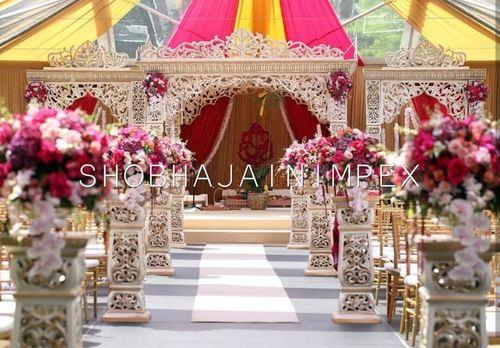Maharaja  Wedding Stage