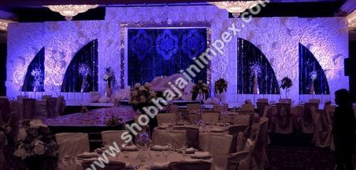 New Trend Wedding Stage