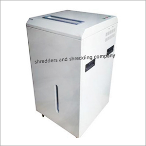 Crosscut Paper Shredder