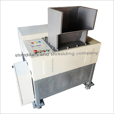 Industrial Waste Shredder