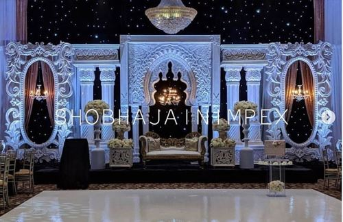Roman Wedding Stage