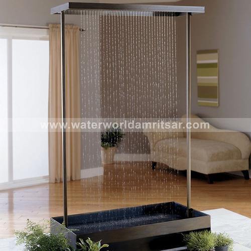 Rain Curtain Waterfall