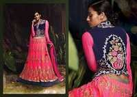 Designer Heavy Embroidered Bridal Lehenga Choli