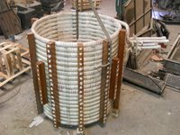 Induction Melting Coil