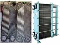 HEAT EXCHANGER PLATES & GAS KIT
