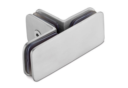 3 way Glass Panel Connector