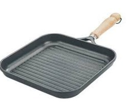 Grill Pan Cast Iron