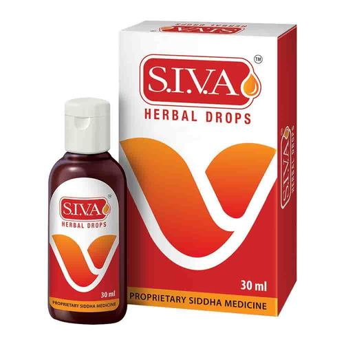 S.I.V.A Herbal Drops