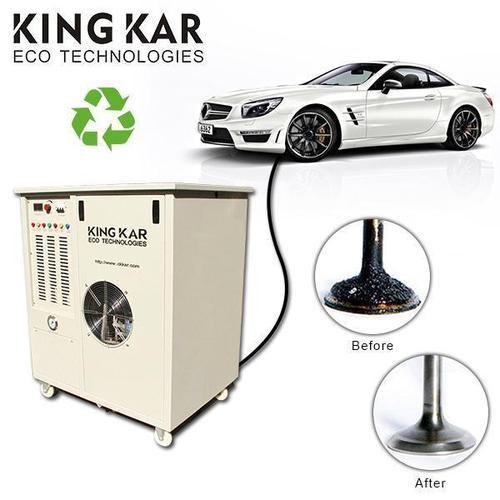 Brown Gas Car Washing Machine