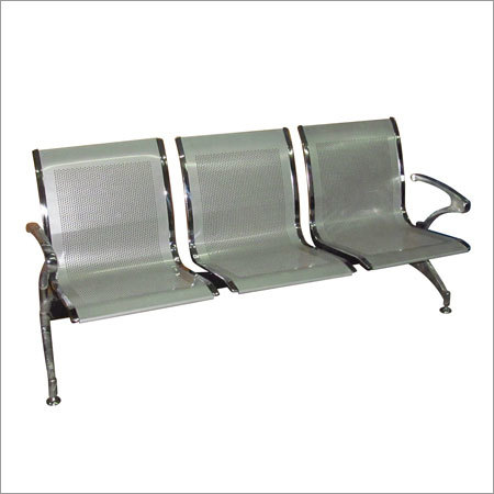 Stainless Steel Airport Chairs