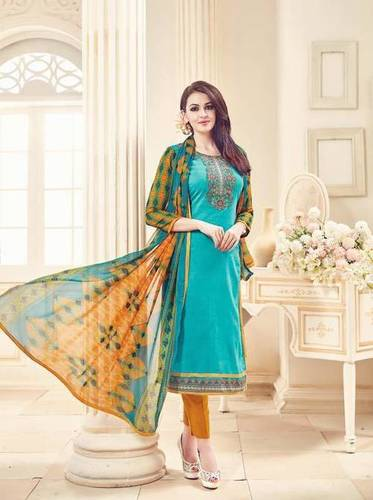 Indian summer wear suits