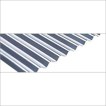 Circular Corrugated Aluminium Sheets