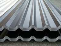 Industrial Troughed Aluminium Sheet