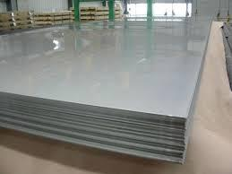 Interleaved Aluminium Sheets