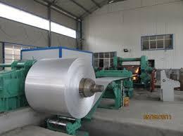 Continuous Caster Aluminium Sheets