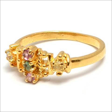 Tourmaline Gemstone Ring