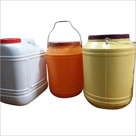 Jar Shaped Plastic Container
