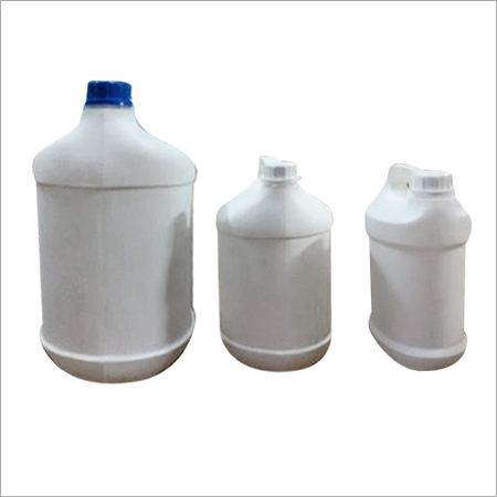 White Plastic Jerry Cans