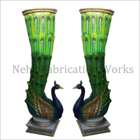 Decoration Piller (Peacock 2)