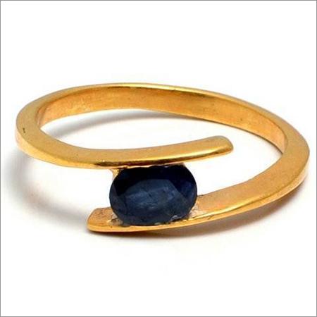 Sapphire Gemstone Ring