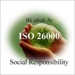 ISO 26000 Certification Consultants