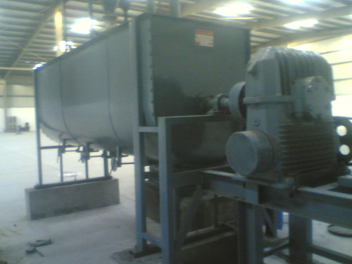 Industrial U Type Mixer
