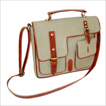 Mac-book canvas bags