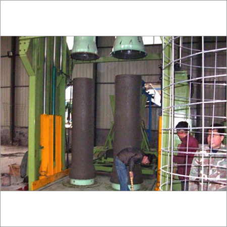 Heavy Duty Filter Cage Welding Machines