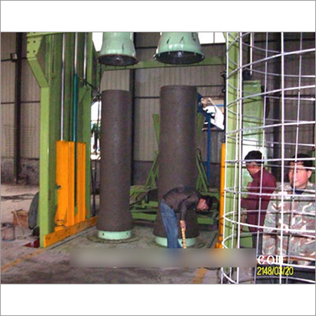 Filter Cage Welding Machines