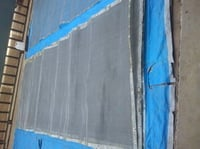 Wire Mesh with Eyelets For Gas Industry