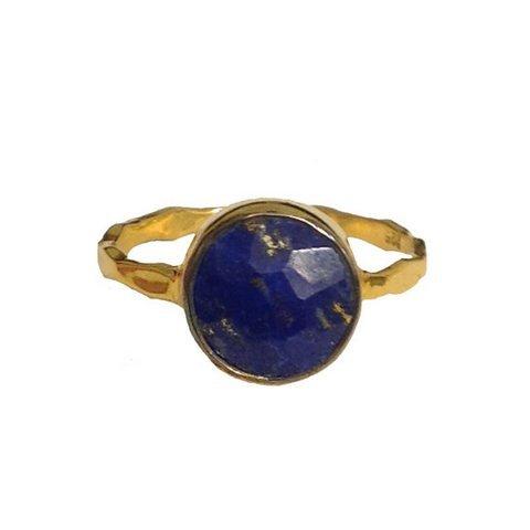 Lapis Lazuli Gemstone Ring