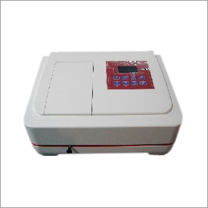 UV Visible Specto Photometer