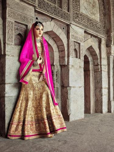 Ethnic Bridal Wedding Lehenga choli 7379