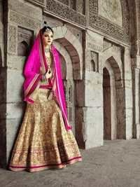 Ethnic Bridal Wedding Lehenga choli 7379