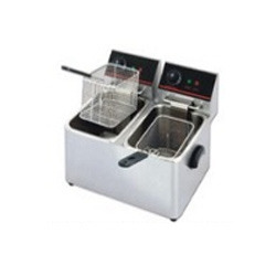 Electric Fryer Double