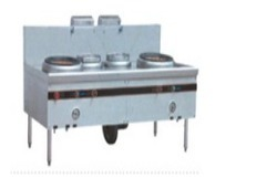Two Burner Cooking Range