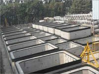 Industrial Concrete Box Culvert Machinery