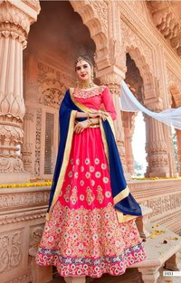 Sethnic wholesale bridal lehenga under 500 catalog supplier in surat
