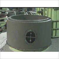 Automatic Concrete Manhole Vibrating Machine