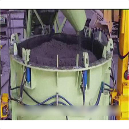 Manhole Raiser Machinery