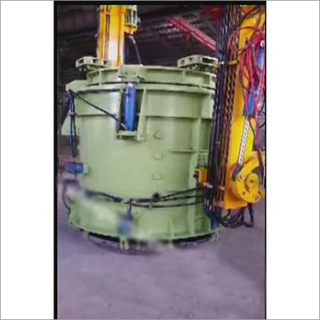 Vibrating Machine For Concrete Manhole