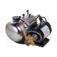 Carbonator Tank with Pump Motor