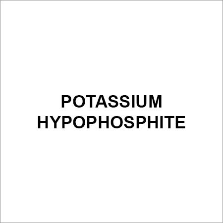 Hypophosphite