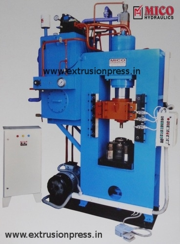 Hydraulic Metal Forging Press