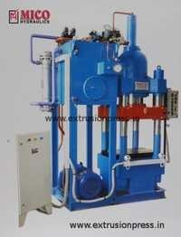 Hydraulic Metal Forging Press Machine