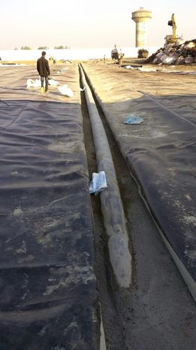 Jointing & Laying Of Pipes