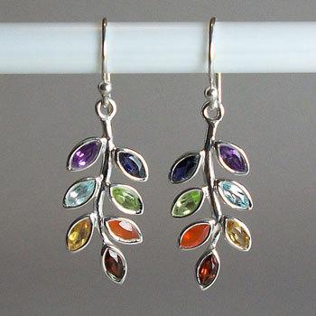Gemstone fancy Earrings