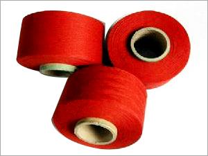 Sulphur Red Yarn