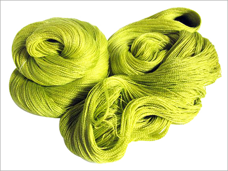 Sulphur Green Yarn